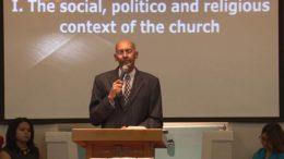 La Iglesia   Su Naturaleza Y Mision En El Mundo